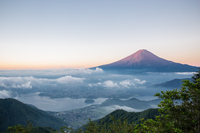 Fuji of dawn Stock photo [3877956] Mount