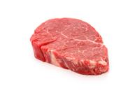 Beef fillet steak meat white back Stock photo [3878126] Fin