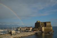 ナポリの虹