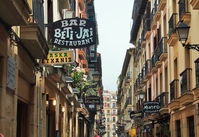 San Sebastian Baru district Stock photo [3884975] San