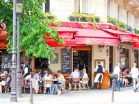 Paris cafe Stock photo [4130346] Cafe
