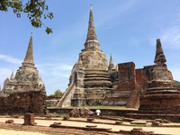 Thailand Ayutthaya Stock photo [4130993] world