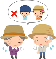 Elderly farmers suffering in the successor shortage [4135039] Farmer