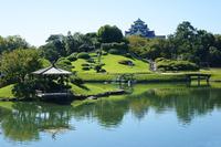 Okayama Korakuen Okayama Castle Stock photo [4137206] Okayama