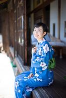 Woman wearing a yukata Stock photo [4178277] Female