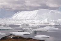 Ilulissat ice fjord in Greenland Stock photo [4179374] Greenland