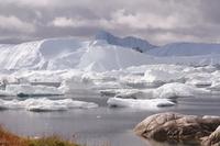 Ilulissat ice fjord in Greenland Stock photo [4179384] Greenland