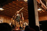 Namahage dance Stock photo [4223458] Namahage