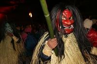 Namahage dance Stock photo [4223490] Namahage