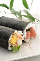 Thick sushi rolls Stock photo [4226267] Sushi