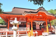 Hinomisaki shrine main shrine Stock photo [4227999] Hinomisaki