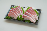 Yellowtail sashimi Stock photo [4229130] Yellowtail