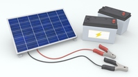Solar power [4280210] battery
