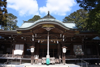 Ōasahiko Shrine Stock photo [4280251] Tokushima