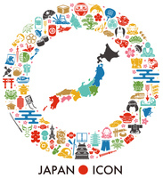 Japan icon [4364095] Luck