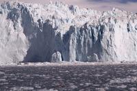 Glaciers up Greenland Stock photo [4365356] Glacier