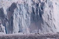 Glacier collapse warming Greenland Stock photo [4365367] Blue