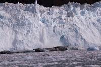 Glacier collapse Greenland Stock photo [4365369] Blue