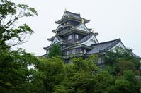 Sengoku of castle Okayama Castle Stock photo [4432478] Okayama