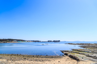 Beach Sakushima Tenjin Stock photo [4435497] Sakushima