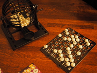 Bingo Games Stock photo [4435904] party