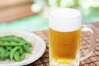 Beer and edamame Stock photo [4439106] beer