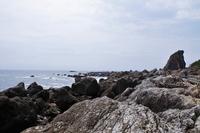 Cape Muroto landscape Muroto Geopark Stock photo [4440586] Landscape