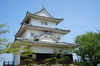 Castle of stone Marugame Castle ID:4432501