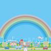 Streets rainbow ID:4433983