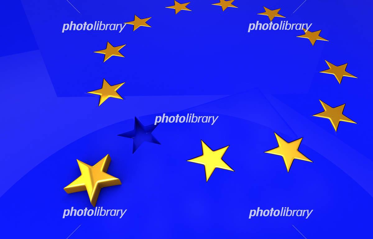 欧州連合からの離脱問題 イラスト素材 [ 4522075 ] - フォトライブ ...