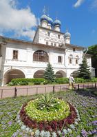 Moscow Kolomenskoye of Kazan Church of Our Lady Stock photo [4517467] Moscow