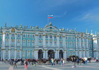 St. Petersburg State Hermitage Museum Stock photo [4517694] Hermitage