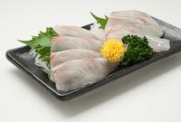 Sashimi of sea bream Stock photo [4519133] red