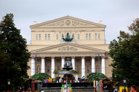 Bolshoi Theater Stock photo [4596394] Russia