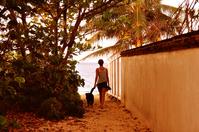 ハワイのラニカイビーチ