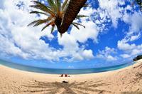 ハワイのサンセットビーチ