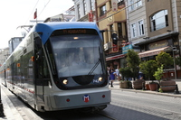 Istanbul tram Stock photo [4664999] Turkey