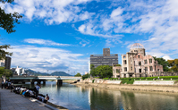 Hiroshima Atomic Bomb Dome Stock photo [4665154] Hiroshima