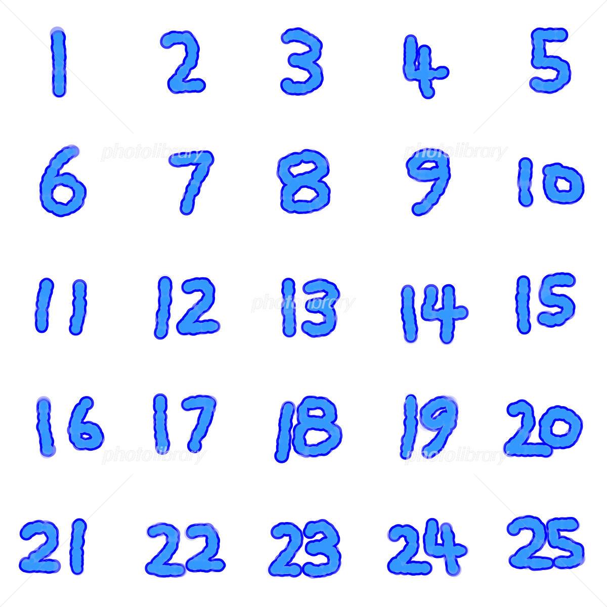 数字 アラビア