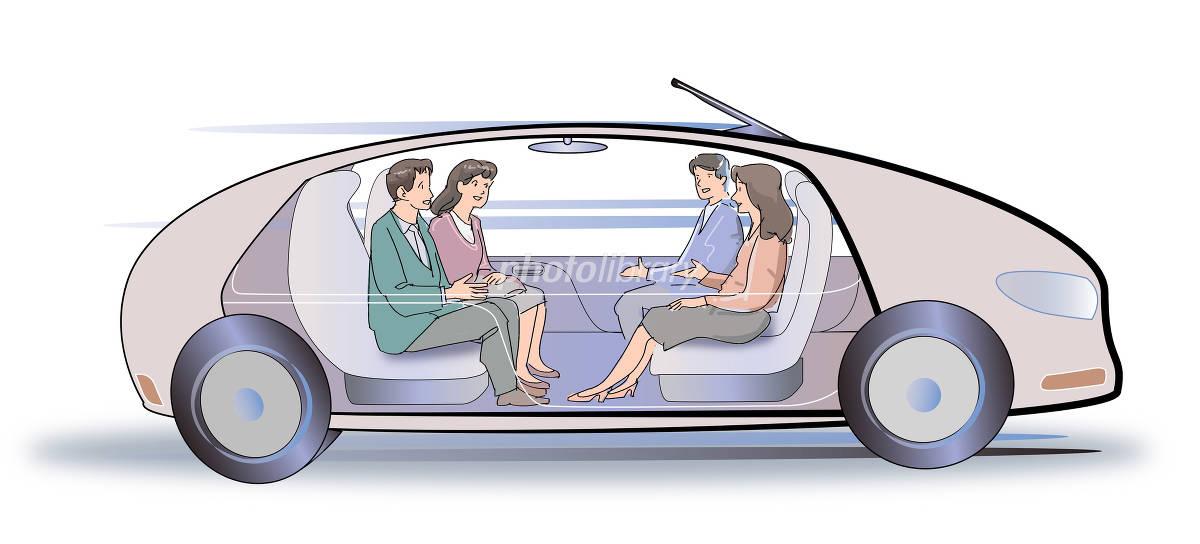 「完全自動運転 画像」の画像検索結果