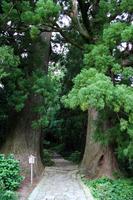 Sacred Sites and Pilgrimage Routes in the Kii Mountain Range of world heritage Stock photo [153017] Kumano