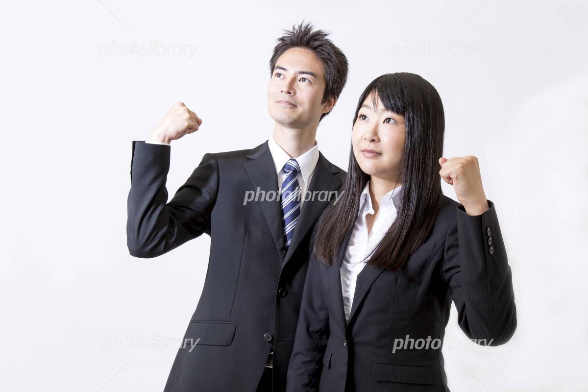 ガッツ メガネ ポーズ スーツ メガネ スーツ