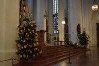 ドイツ ミュンヘン フラウエン教会の内装