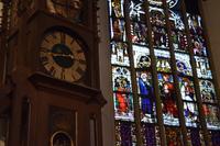 ドイツ ミュンヘン フラウエン教会のステンドグラス