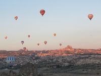 Cappadocia balloon Stock photo [4812708] Turkey