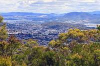 Nelson mountain observatory of Tasmania in Hobart Stock photo [5014525] Hobart