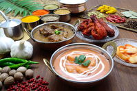 Indian curry Stock photo [5022403] curry
