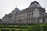 Royal Palace Brussels Stock photo [5022969] Belgium