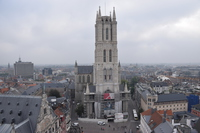 From Ghent Belfry Stock photo [5022976] Ghent