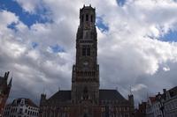 Belfry Bruges Stock photo [5023002] Belgium